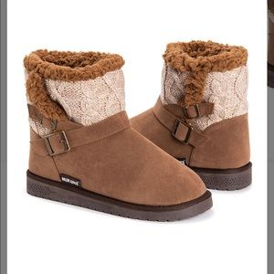 🆕JUST ADDED MUK LUKS ANKLE BOOTS